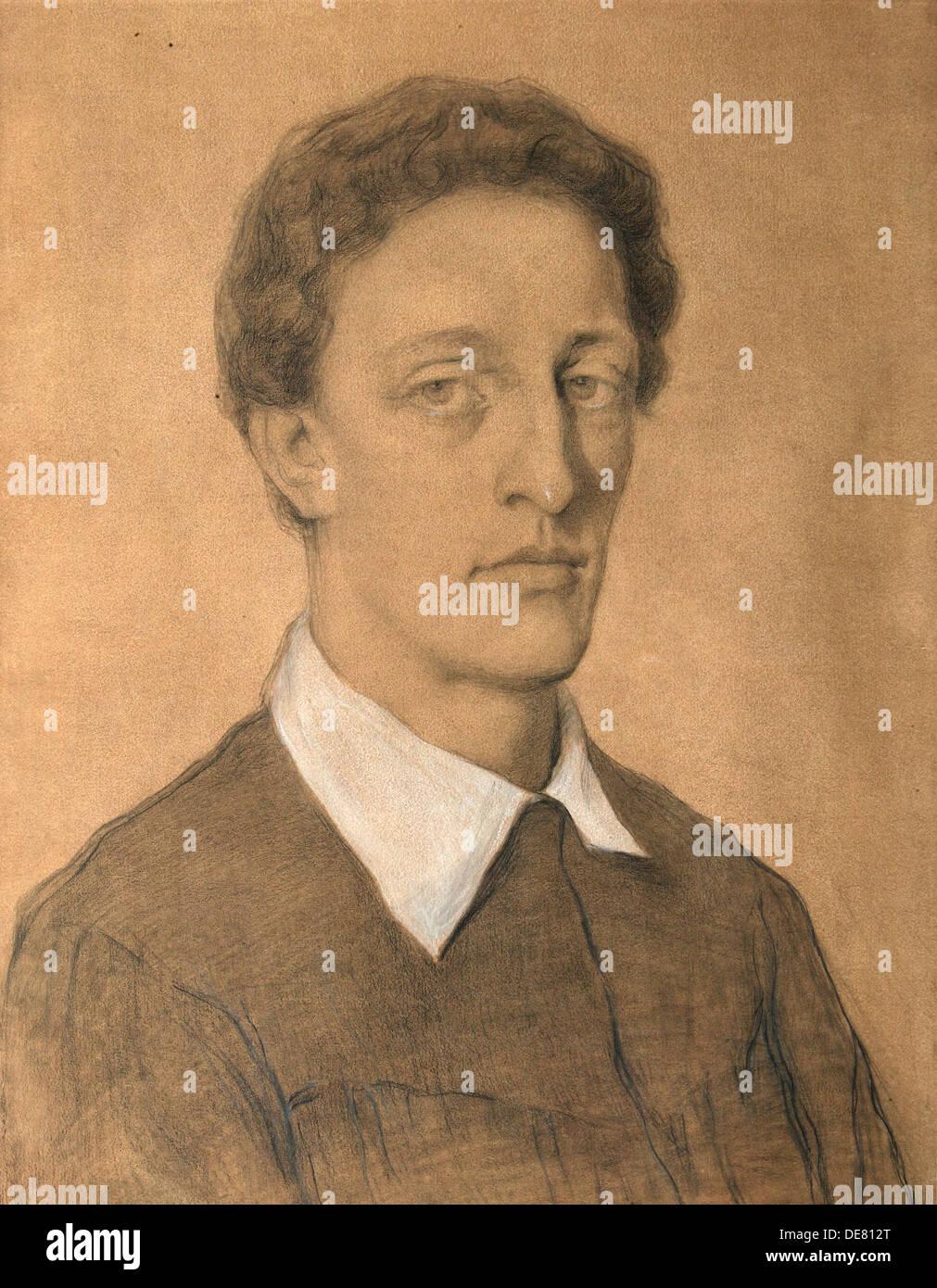 Alexander Blok: portrait, description 72