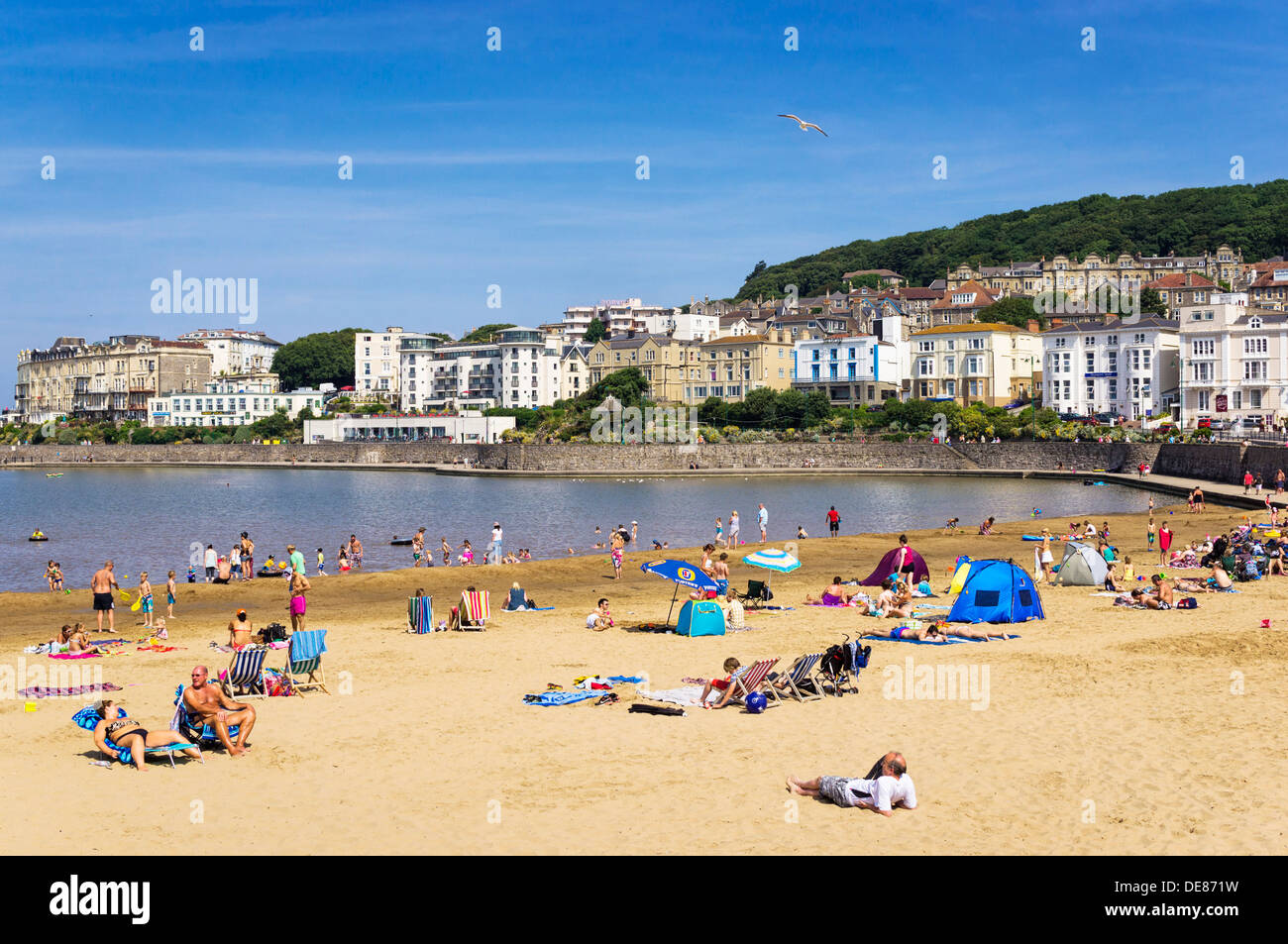 weston super mare uk