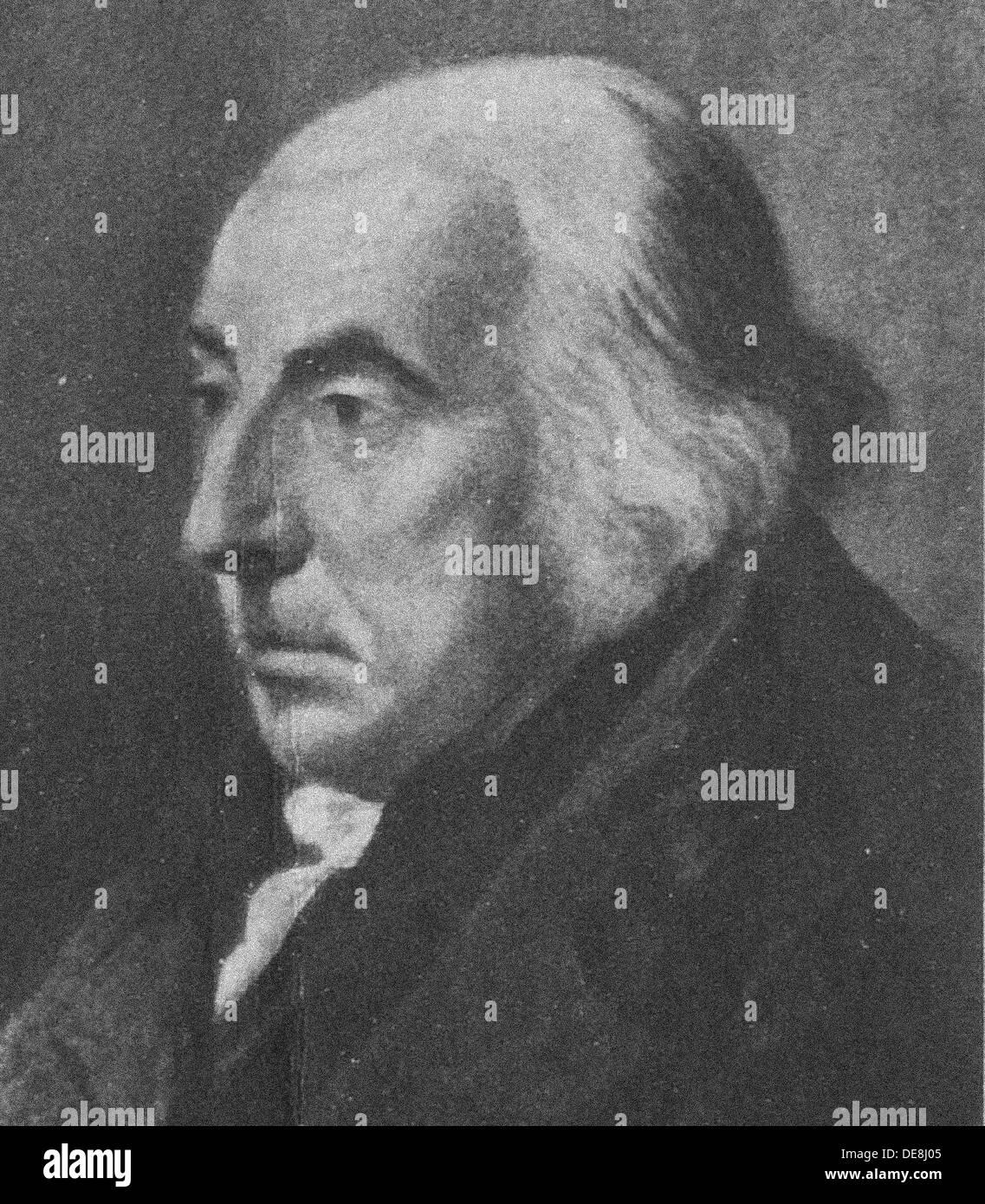Charles Cameron. Artist: Orlowski, Alexander Osipovich (1777-1832) - Stock Image