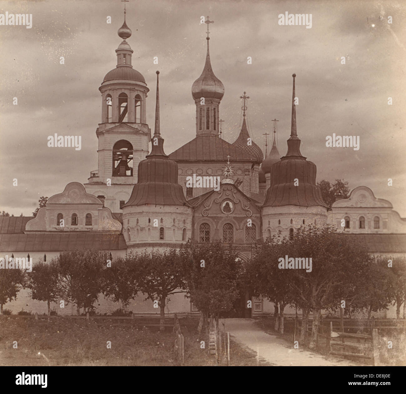 Fedor Church and S. Prokudin-Gorsky ... Yaroslavl, Russia