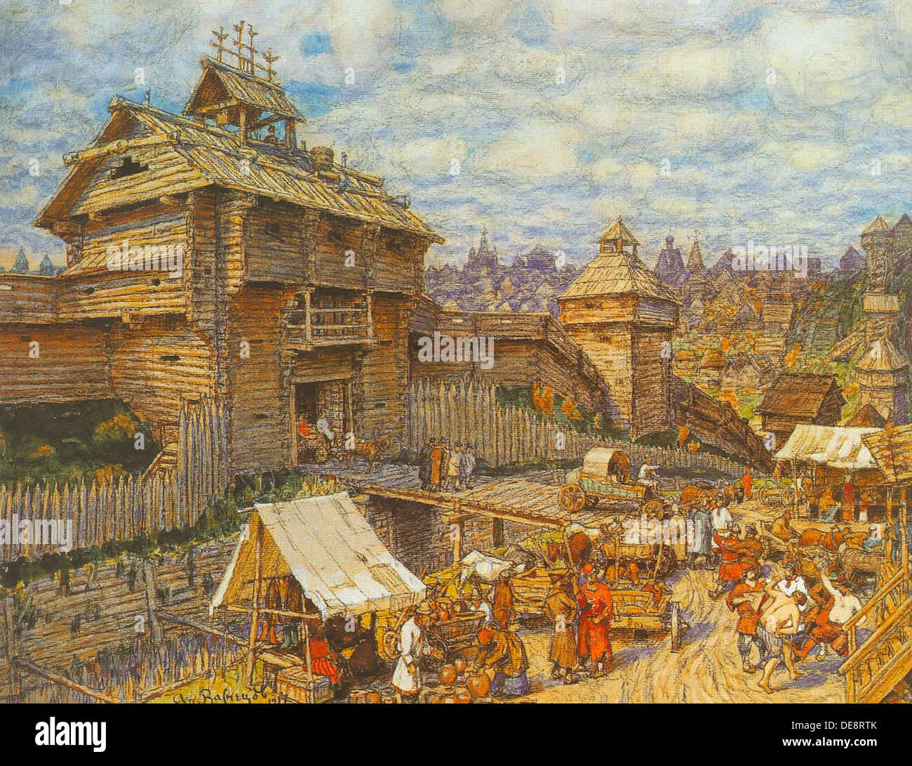 создать московский кремль деревянный фото поселок считают