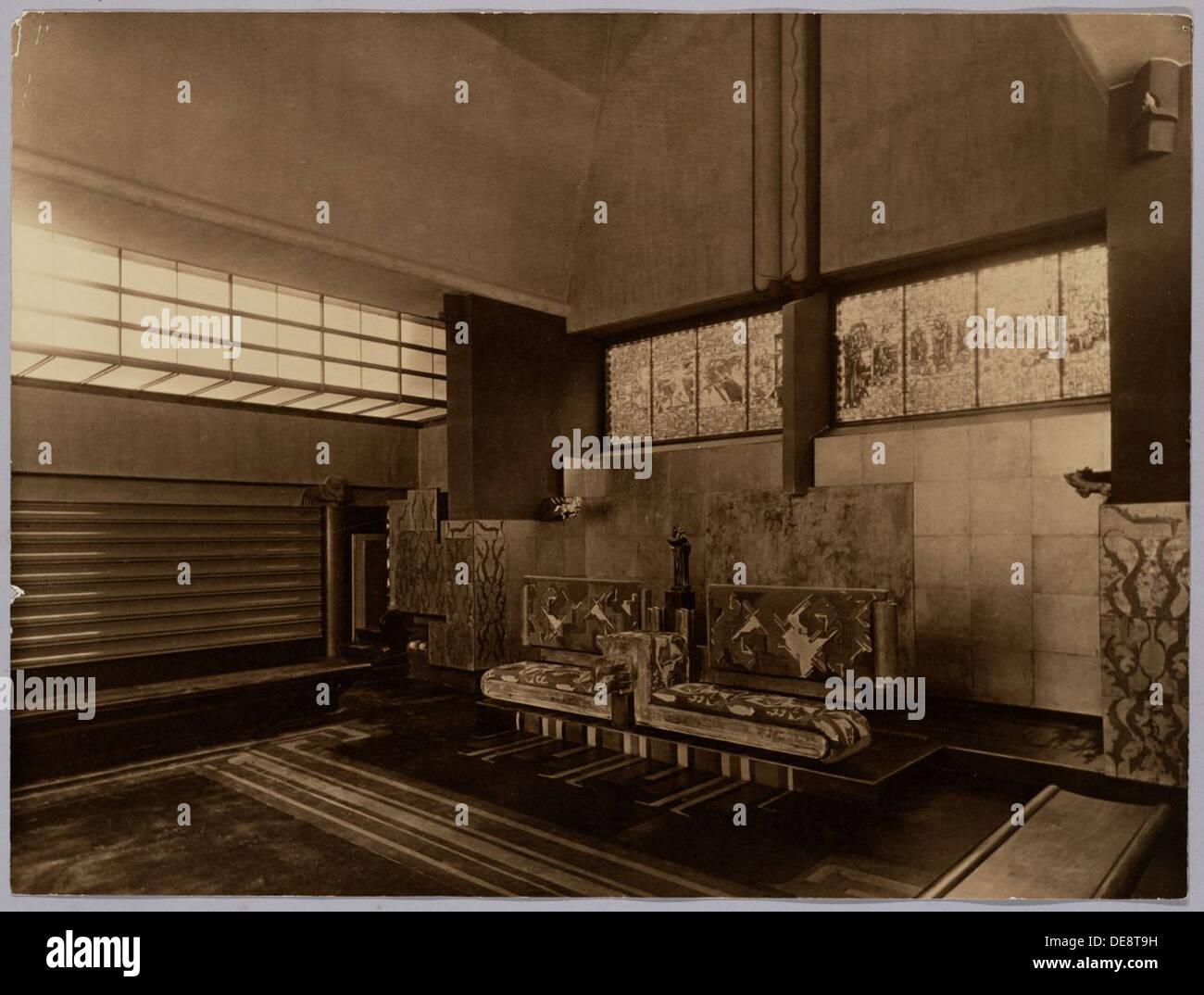 https://c8.alamy.com/comp/DE8T9H/interieur-nederlands-paviljoen-dutch-pavilion-interior-DE8T9H.jpg