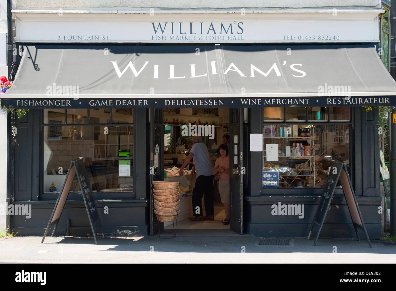 Williams Fish Market And Food Hall Nailsworth