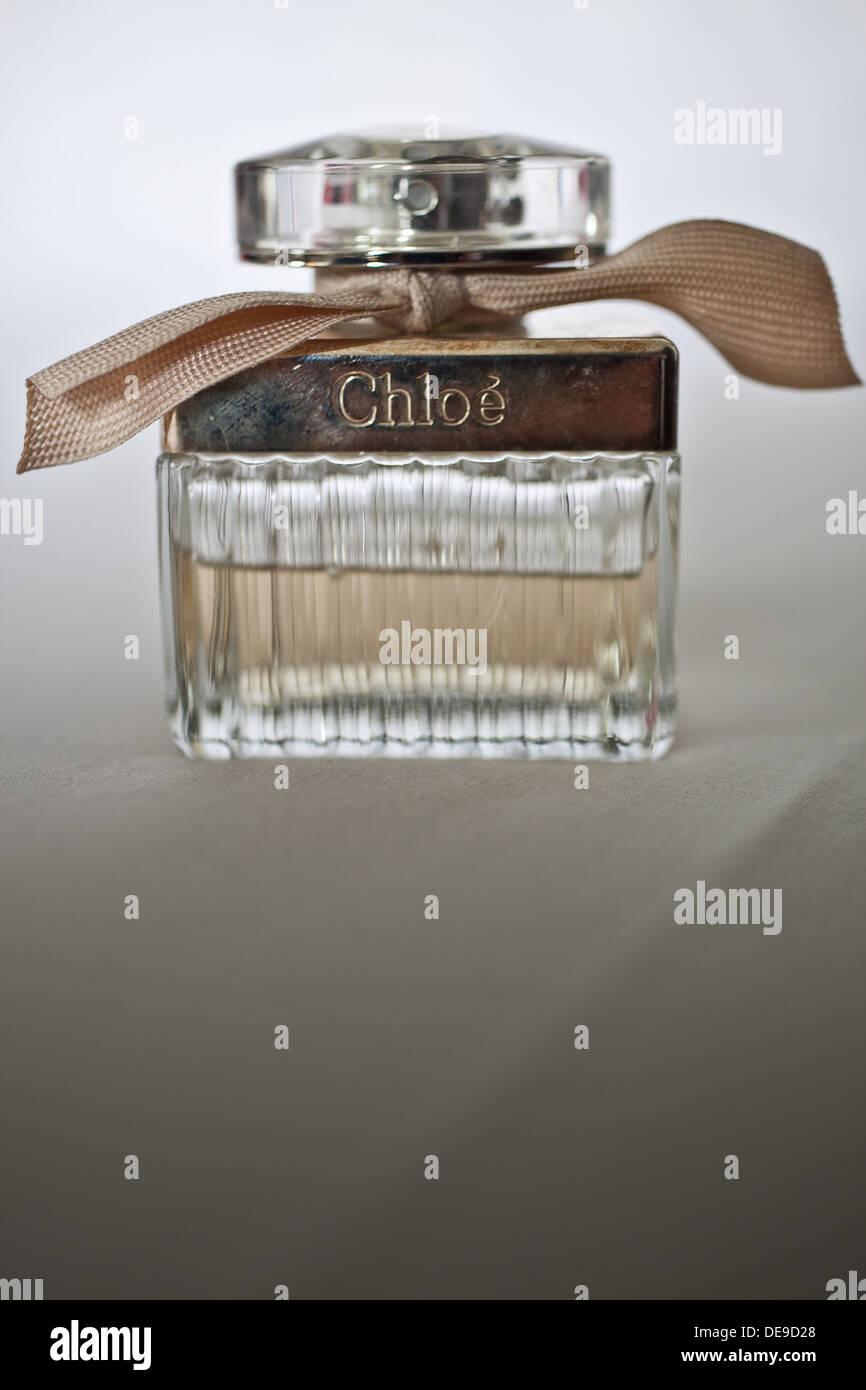 Chloe perfume bottle - Stock Image