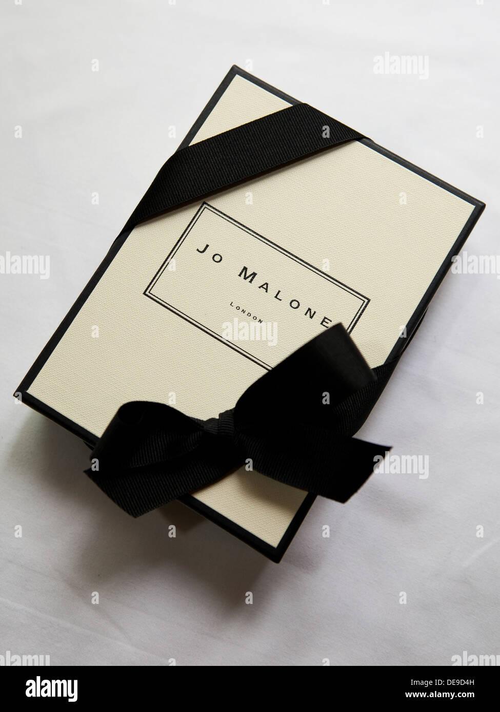 Jo Malone perfume - Stock Image