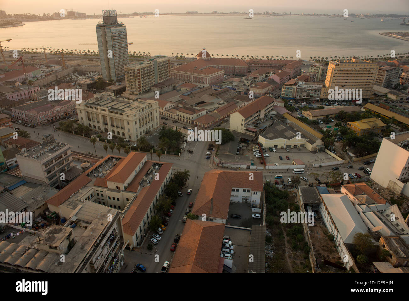 Luanda, Angola - Stock Image