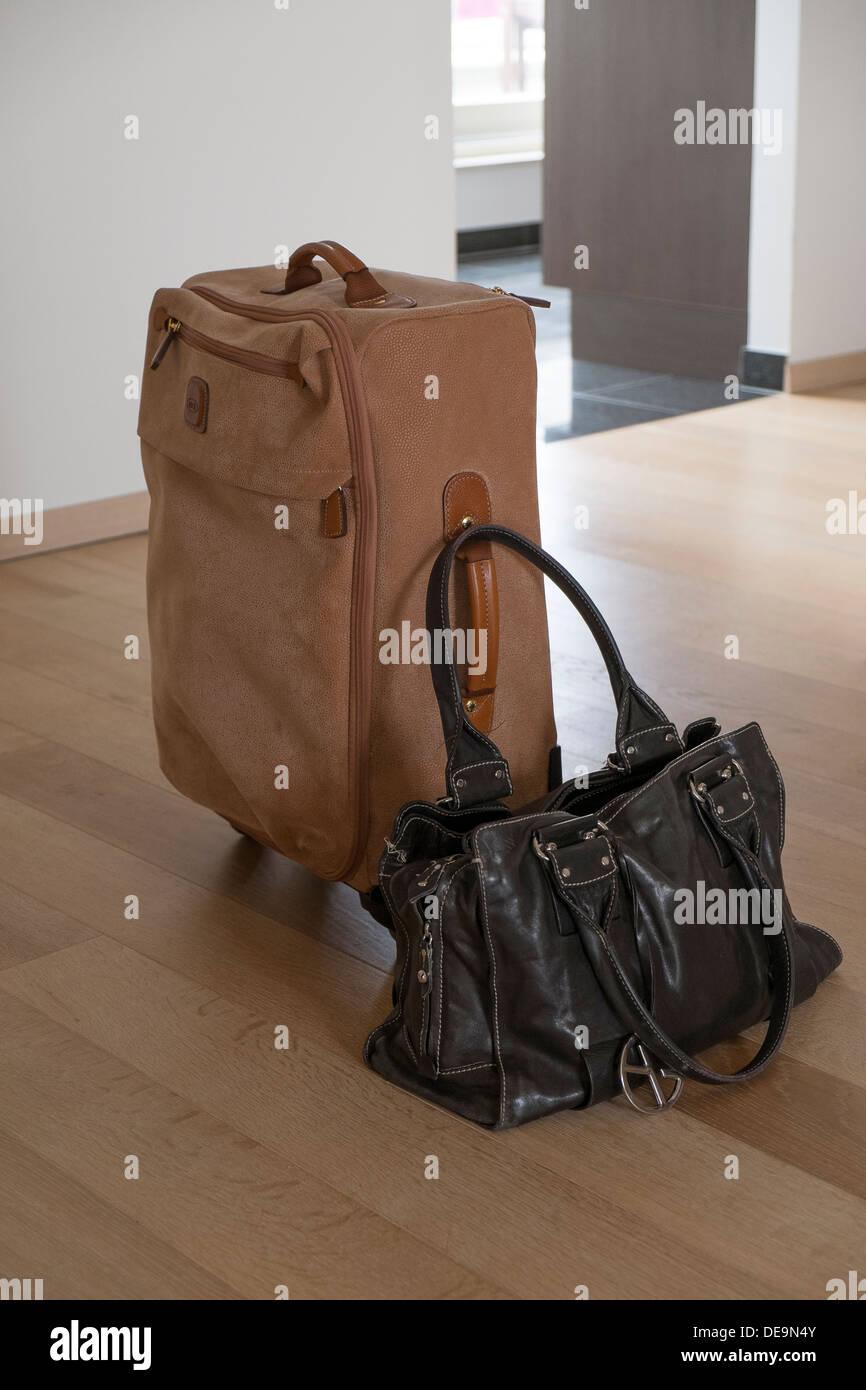 luggage - Stock Image