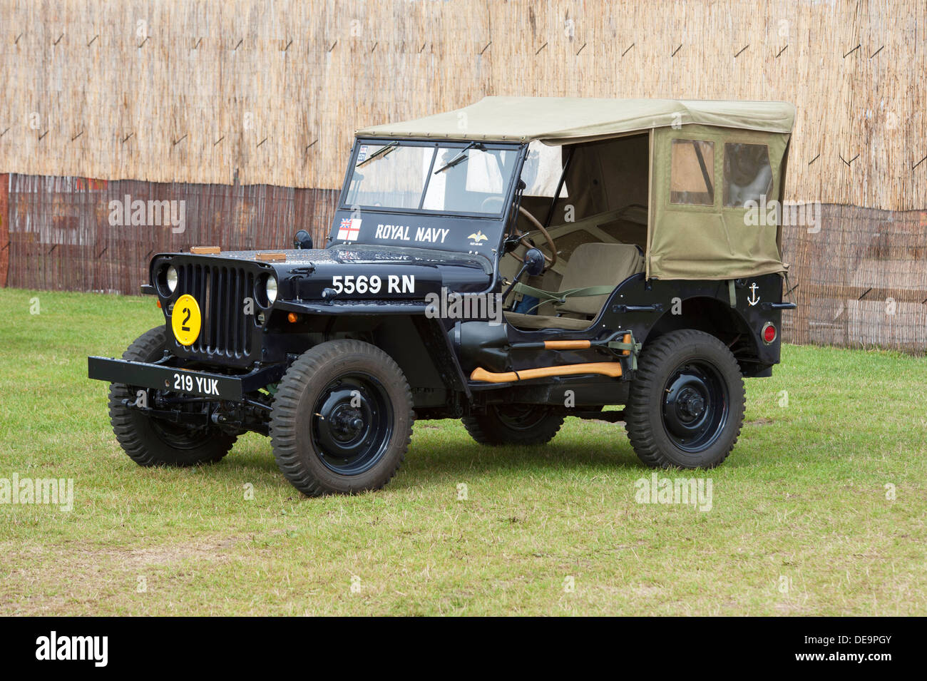 Navy Jeep Stock Photos & Navy Jeep Stock Images - Alamy