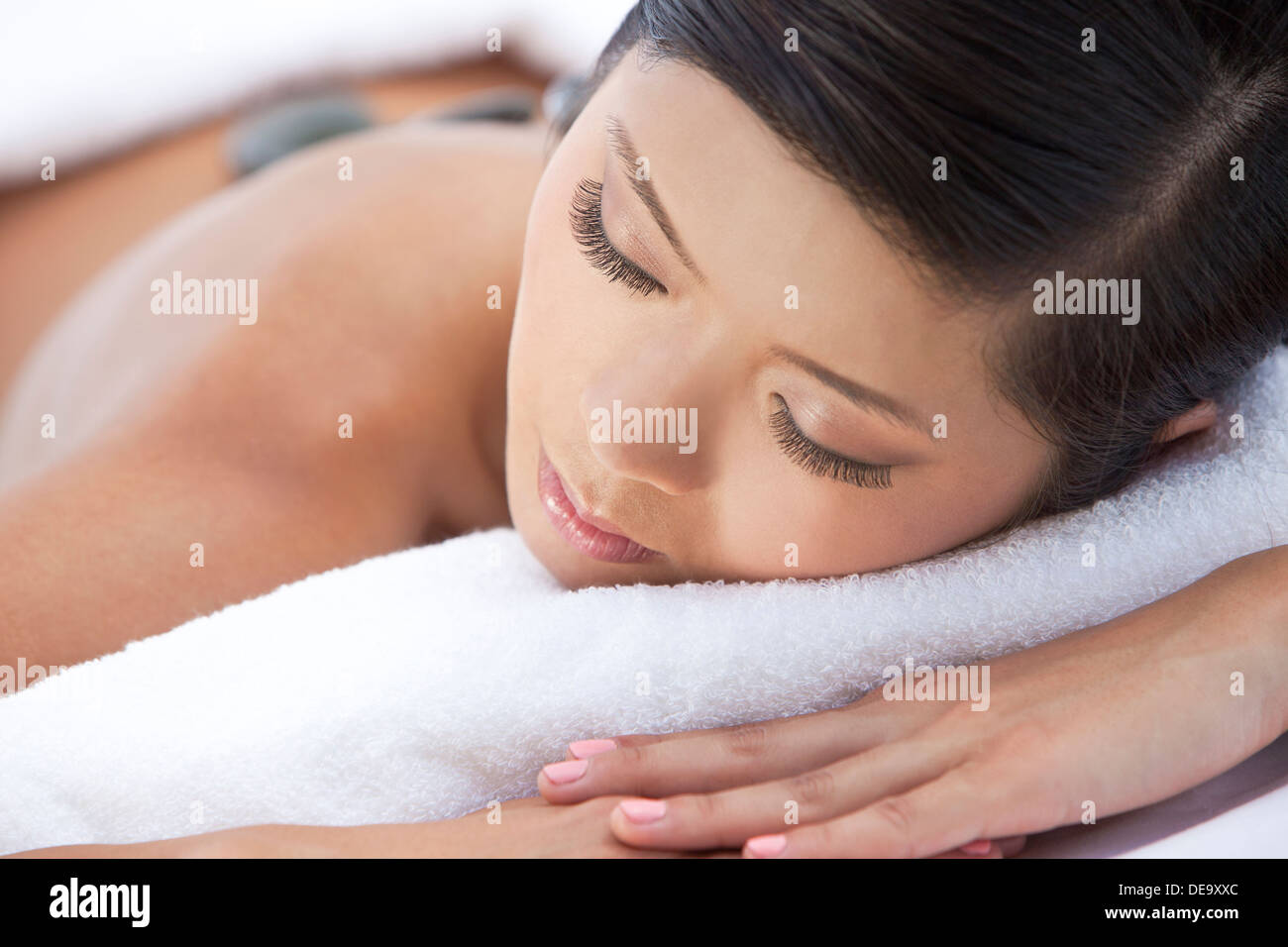 Massage asia hot