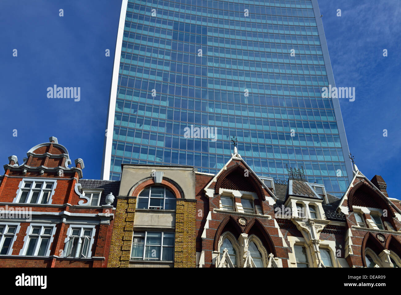 20 Fenchurch Street ' Walkie Talkie ', City of London, London EC3P, United Kingdom - Stock Image
