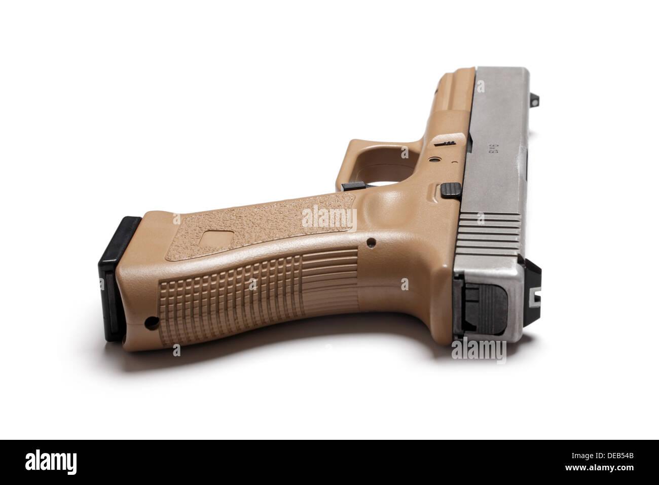 Glock 17 Pistol Stock Photos Glock 17 Pistol Stock Images Alamy