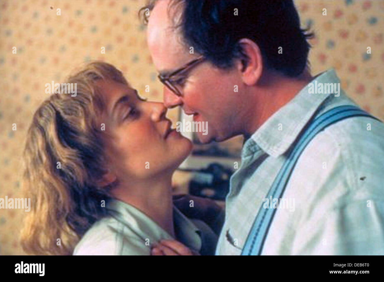 IRIS 2001 Touchstone Pictures film with Kate Winslet and Hugh Bonneville - Stock Image