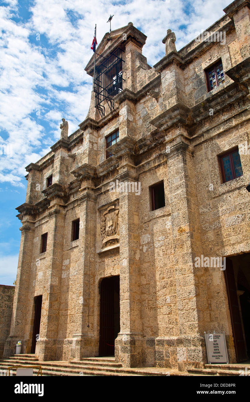 National Pantheon  Santo Domingo  Dominican Republic  Caribbean. - Stock Image