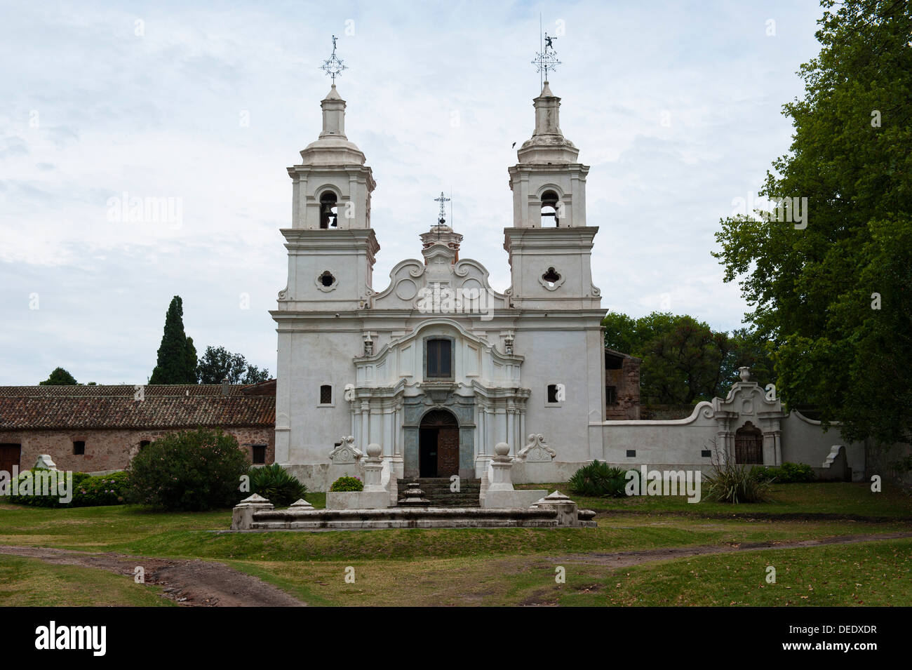 Jesuit Mission Santa Catalina, UNESCO World Heritage Site, Argentina, South America - Stock Image