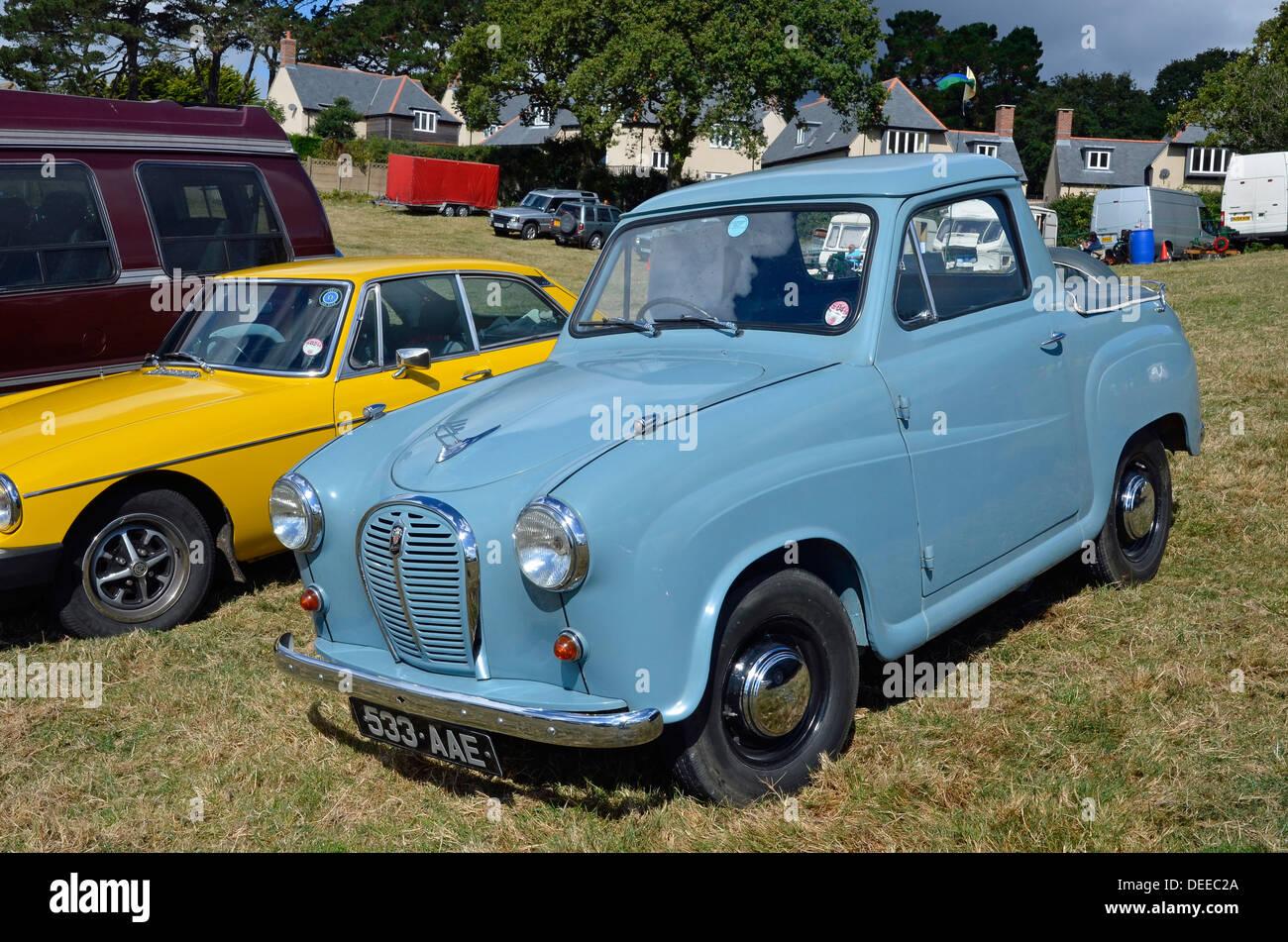 Small Old Ausstin Cars