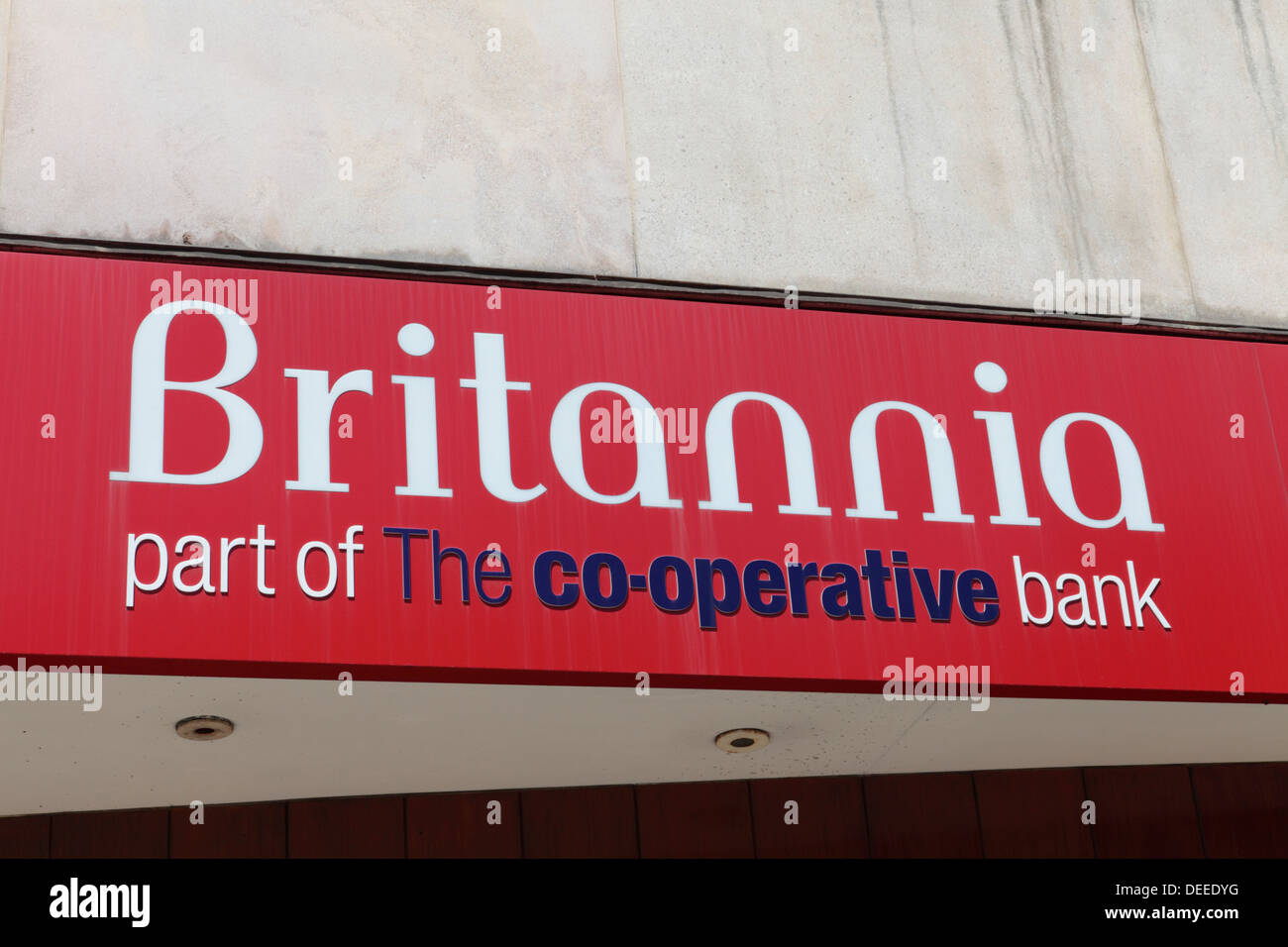 Britannia Building Society Wells Somerset