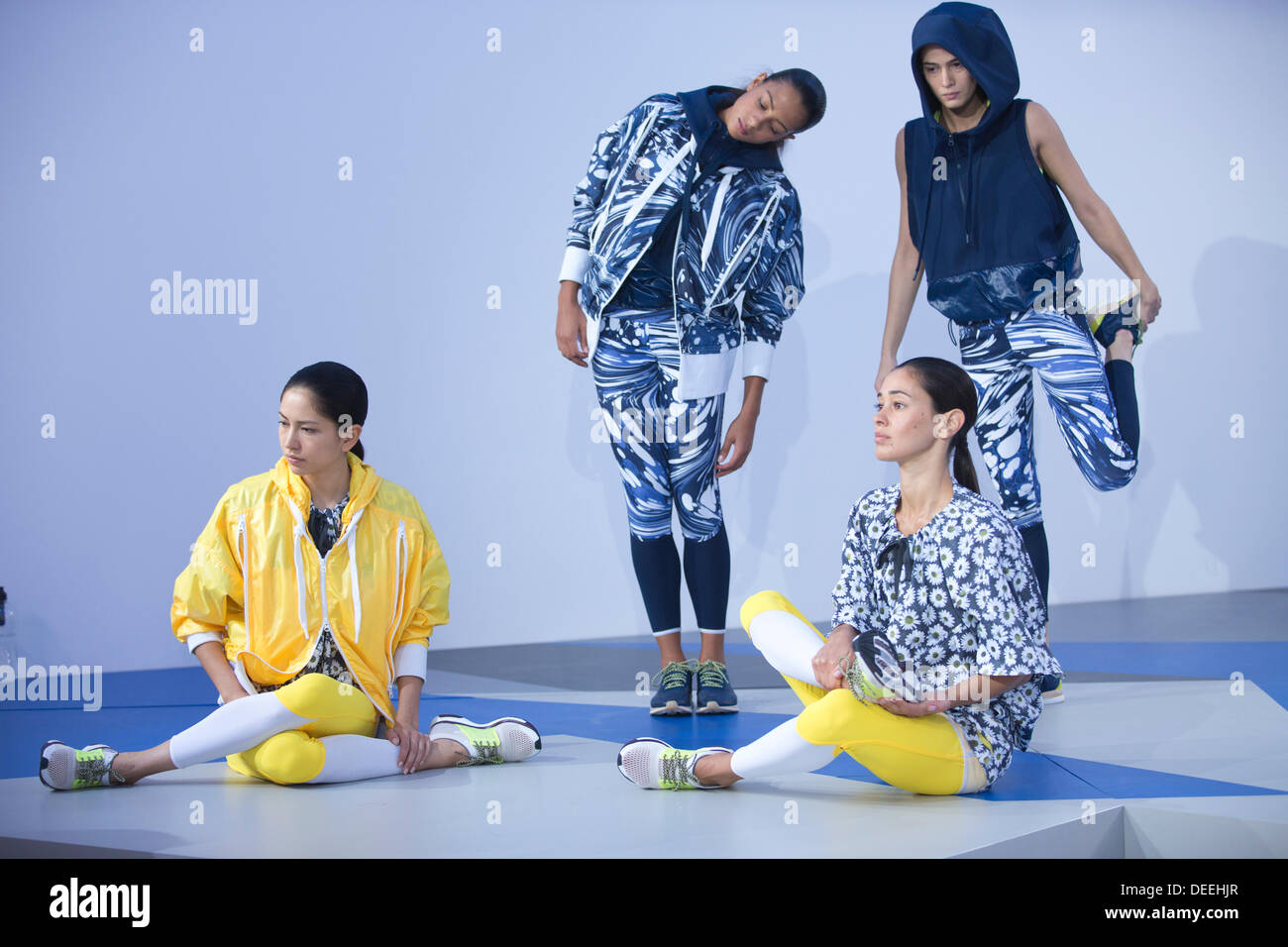d5922d359c Adidas by Stella McCartney presentation of The Spring Summer 2014 collection