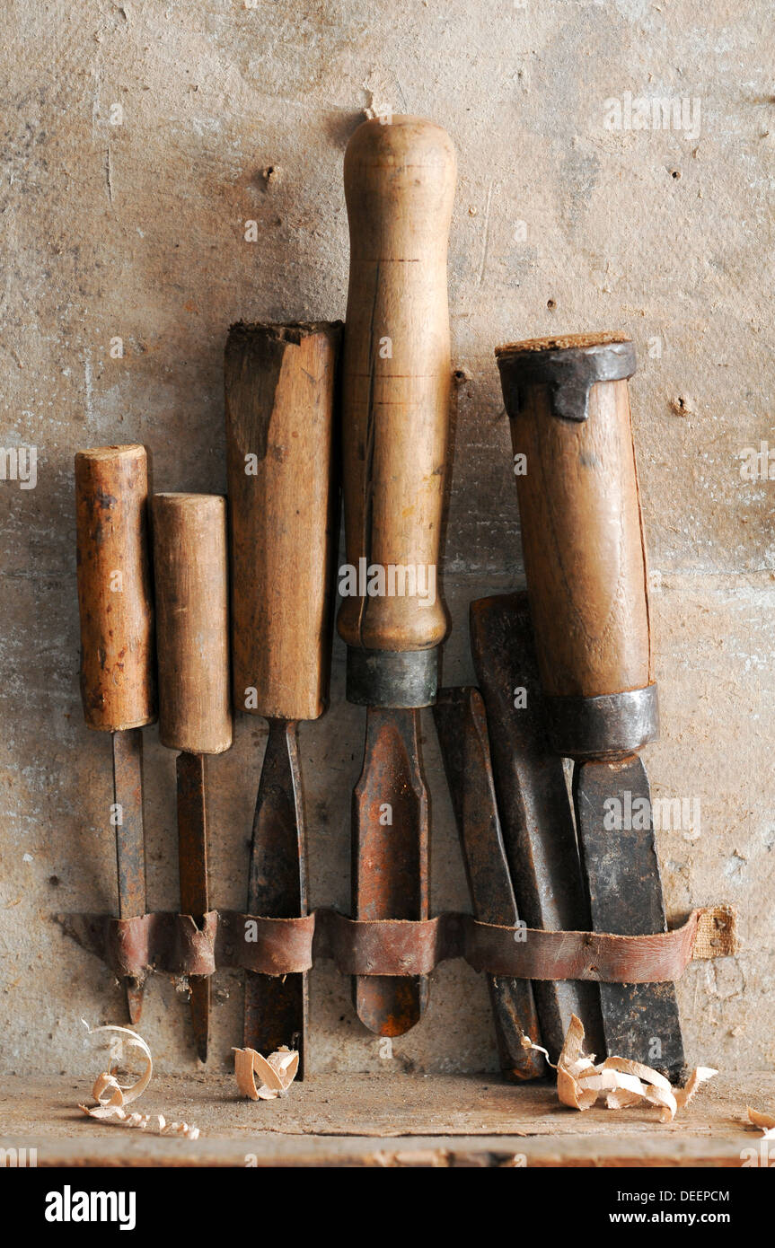 Chisels Stock Photos Amp Chisels Stock Images Alamy