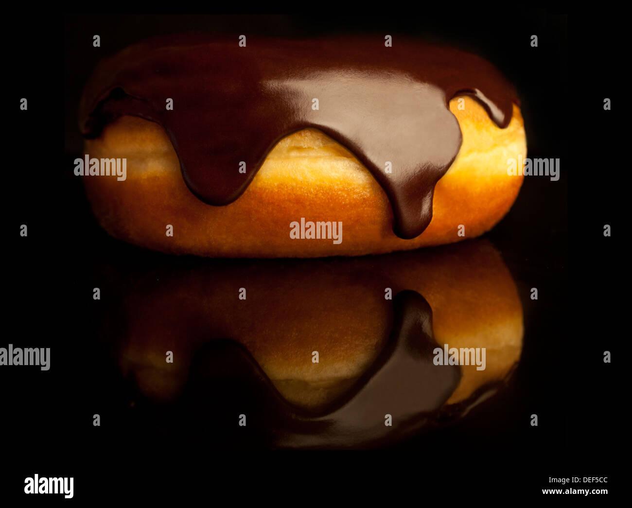 Savory donut - Stock Image