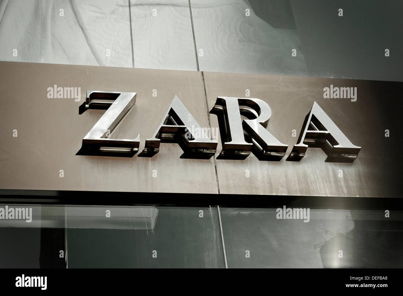 Zara Stock Photos Zara Stock Images Alamy
