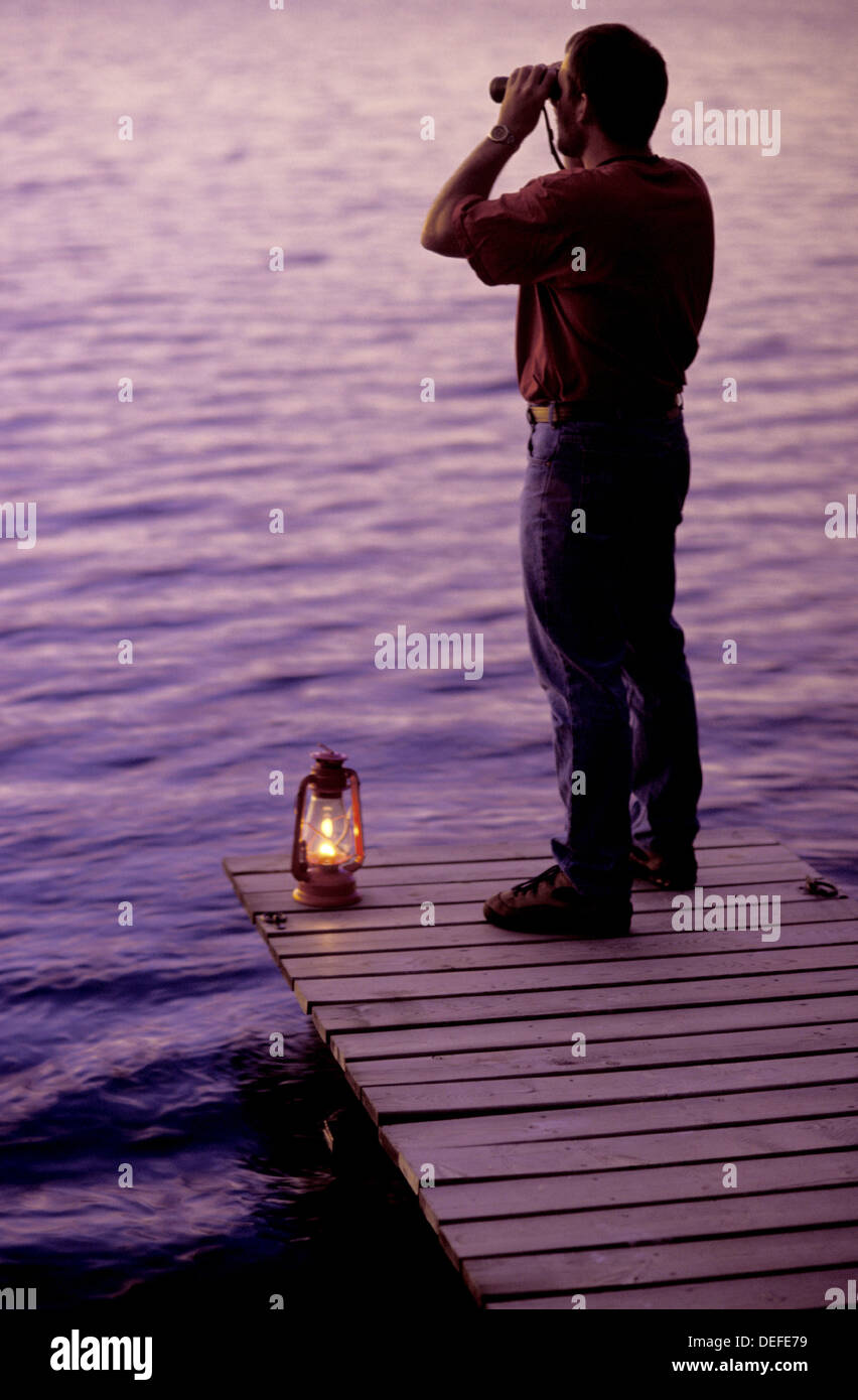 Guiding Light - Stock Image