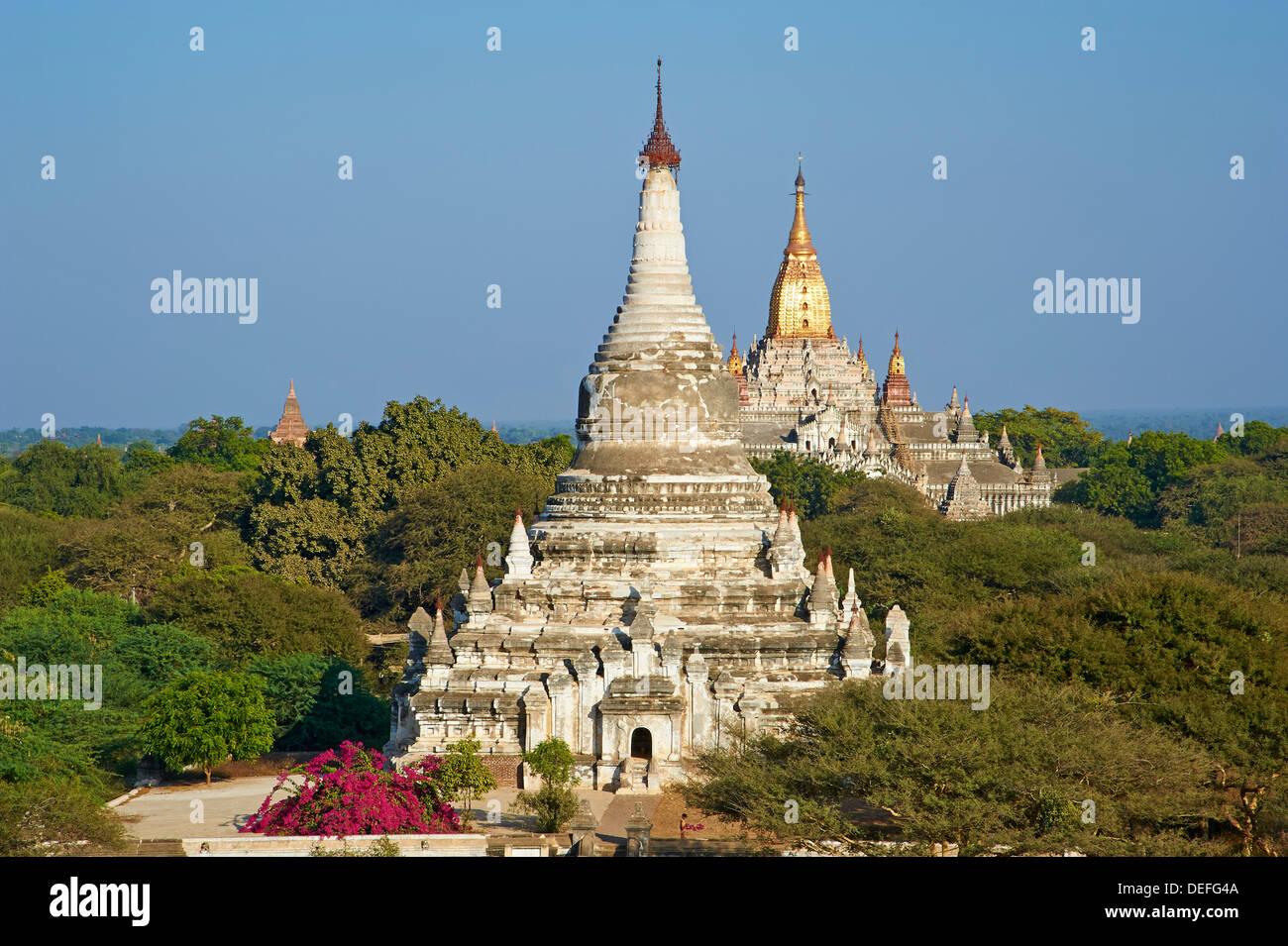 Bagan (Pagan), Myanmar (Burma), Asia - Stock Image