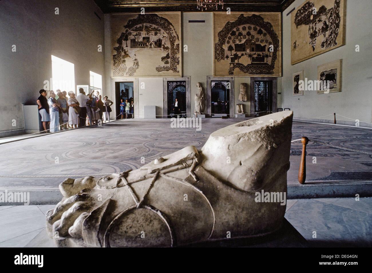 Bardo National Museum. Tunis. Tunisia Stock Photo