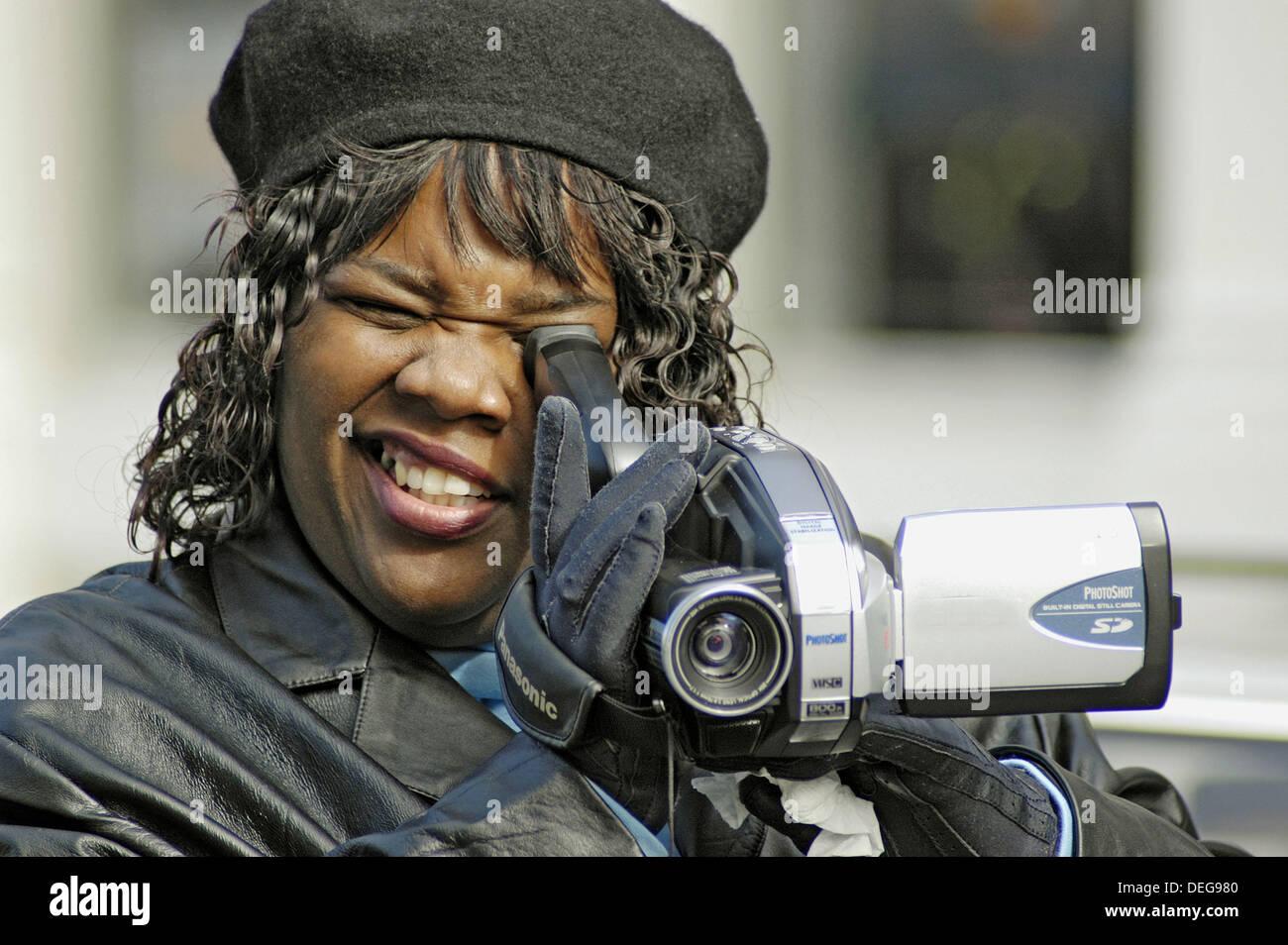 Older black women videos