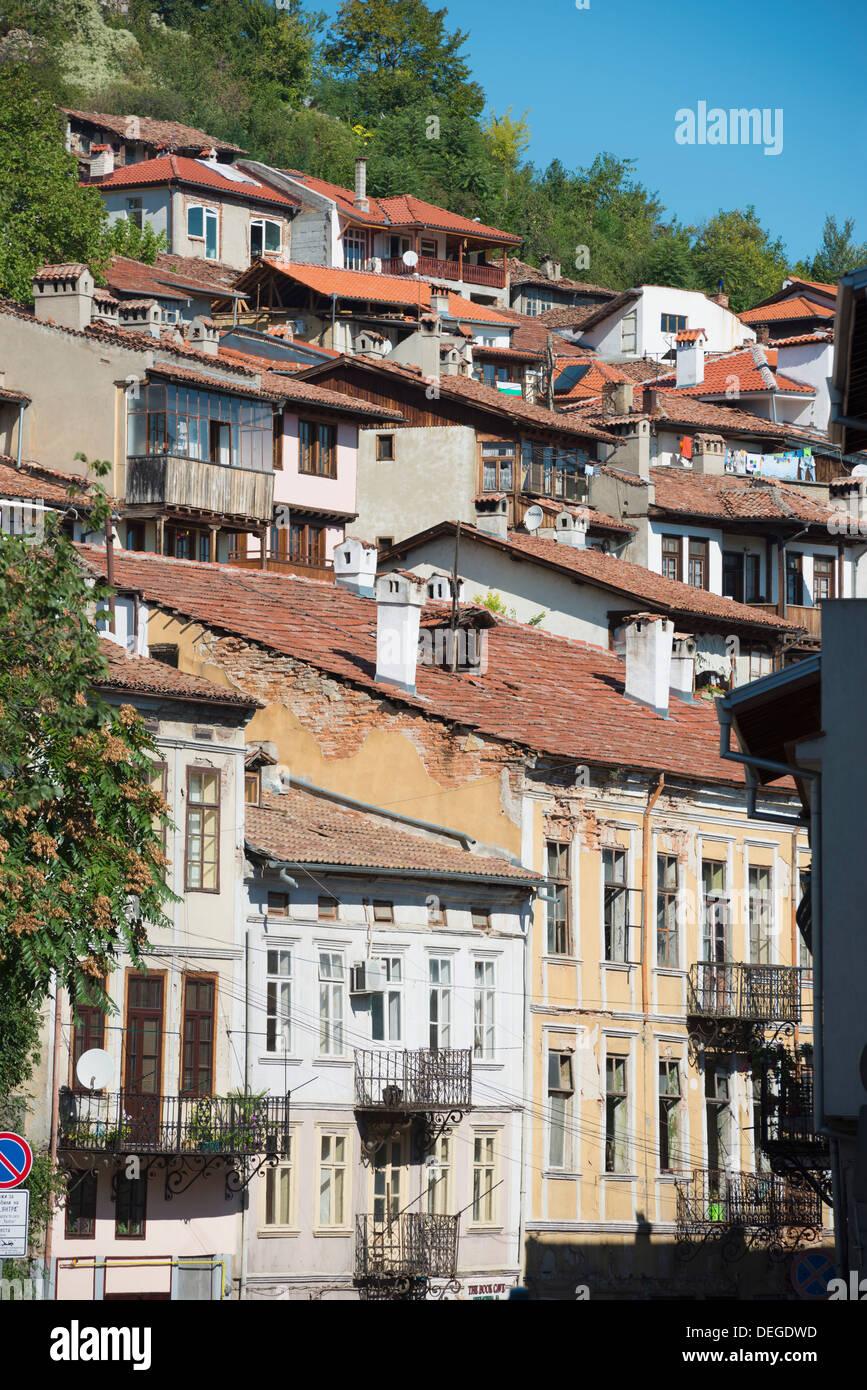 Veliko Tarnovo, Bulgaria, Europe Stock Photo