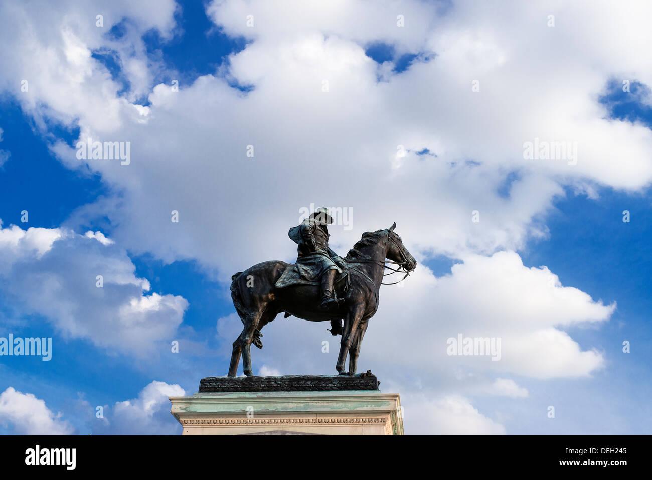 Ulysses S. Grant Memorial, Washington D.C., USA - Stock Image