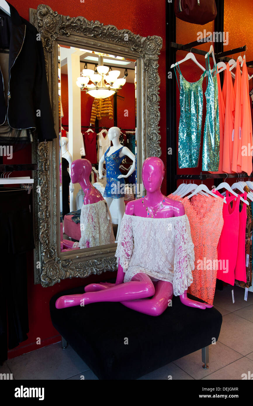 Melrose clothing stores los angeles