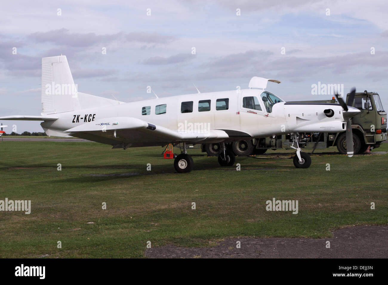 Single Engine Turboprop Stock Photos & Single Engine