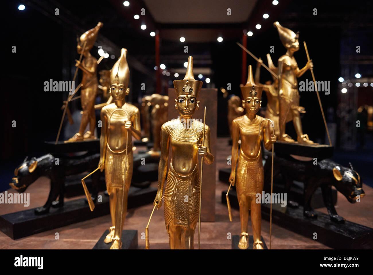 Treasures of King Tut – Carl B Johnson |King Tut And His Treasures