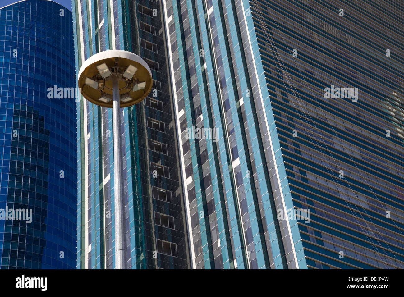 Modern buildings in Astana, Kazakhstan - Stock Image