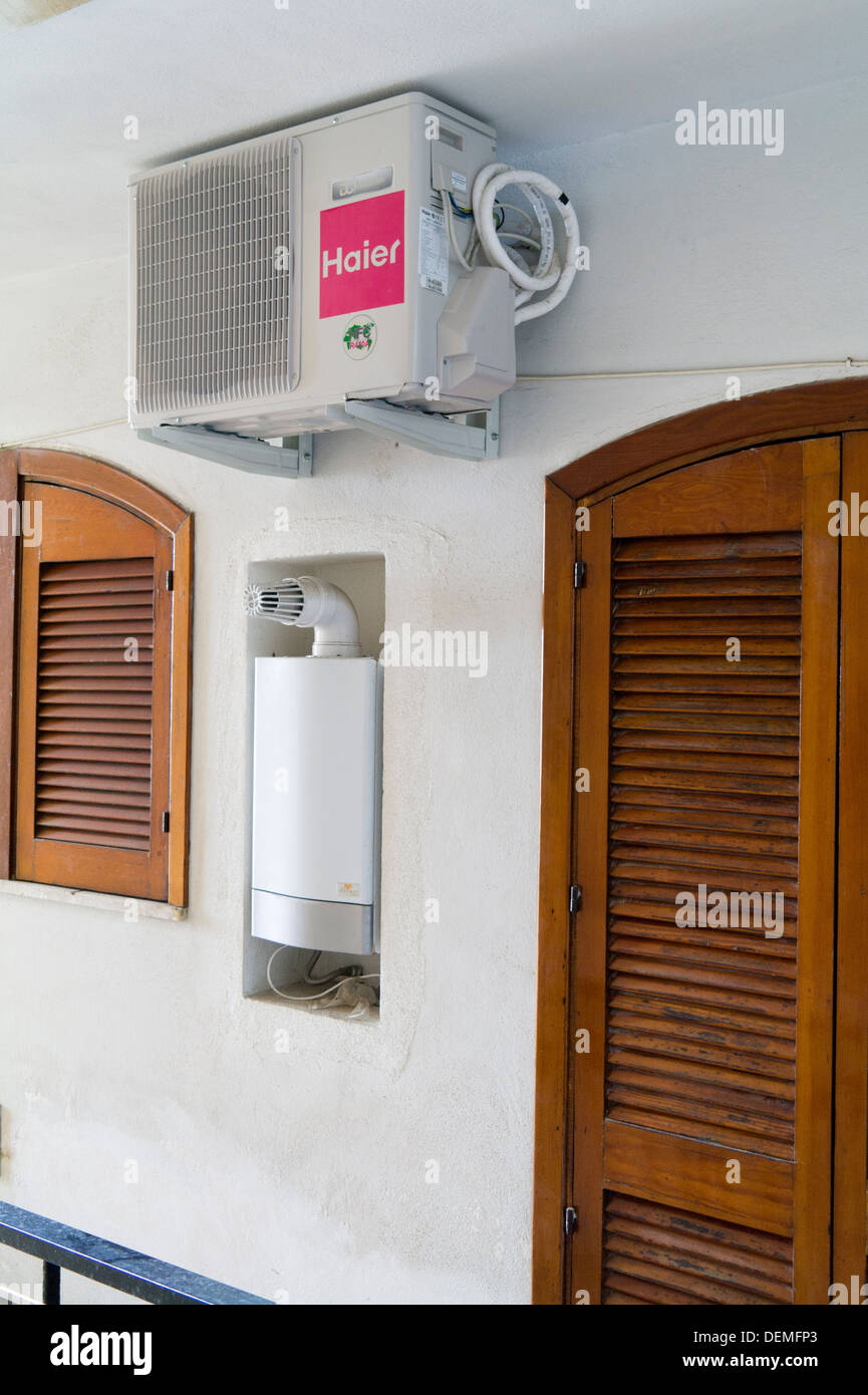 Combi Boiler Stock Photos Amp Combi Boiler Stock Images Alamy