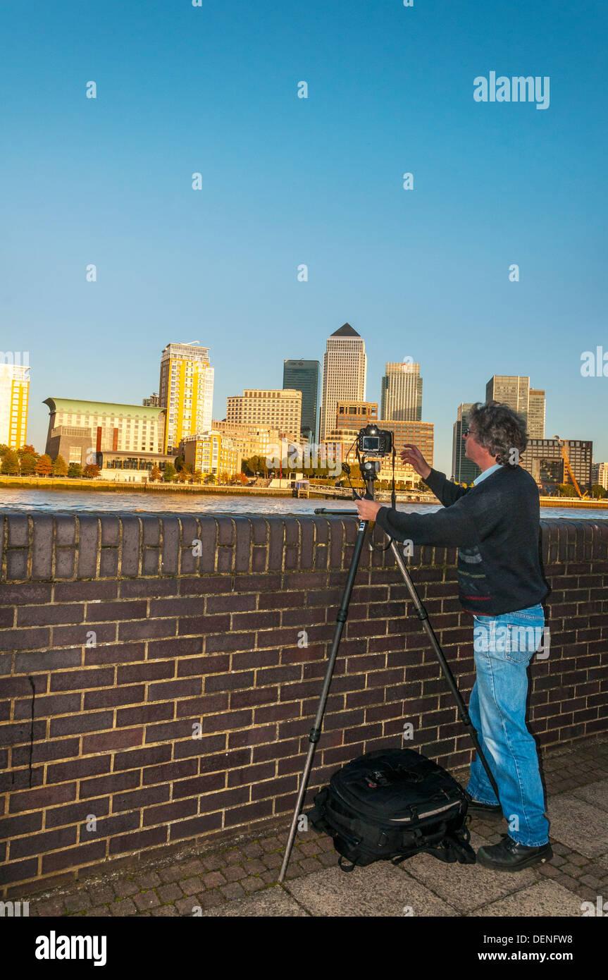 canary wharf,isle of dogs,london,england,uk,europe - Stock Image