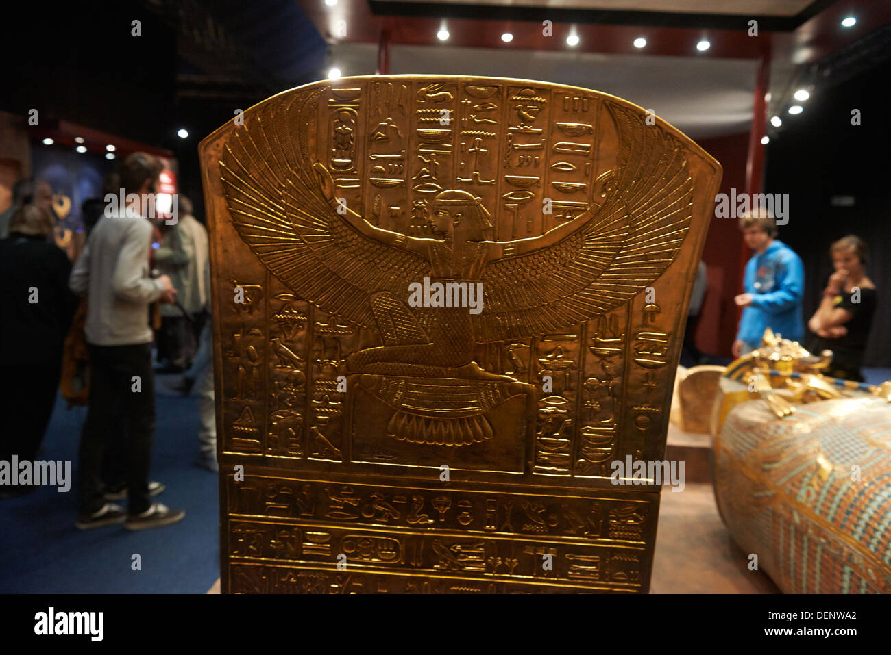 Tempting Trouble's Tales: King Tut-ing |King Tut And His Treasures