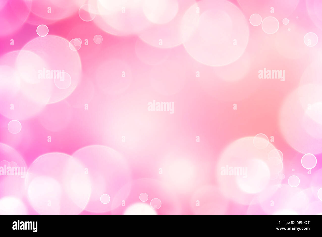 Bright circles of light abstract color background Stock ...