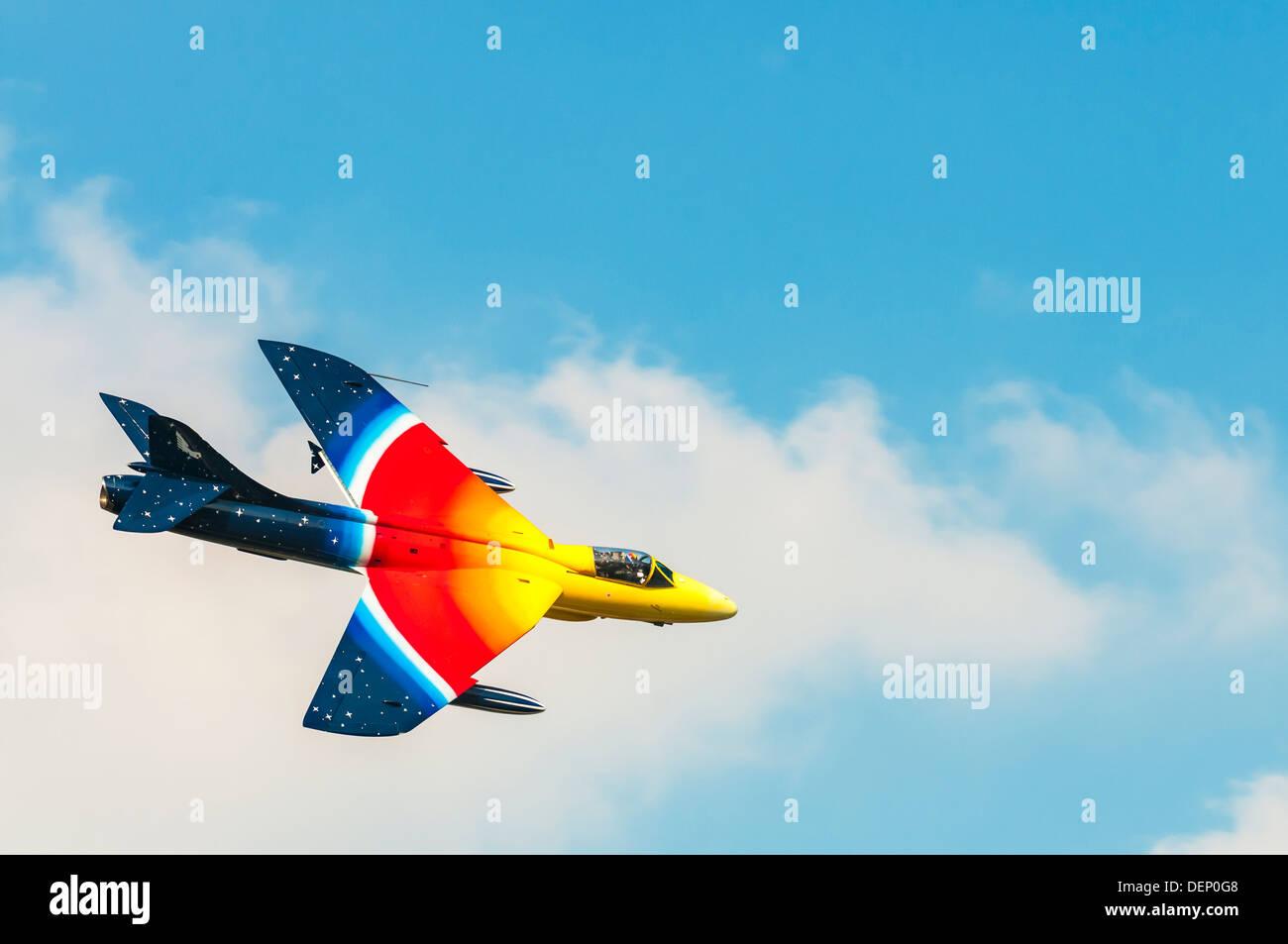 Biggin Hill Airshow; Biggin Hill; Kent; England; UK; Europe; Stock Photo