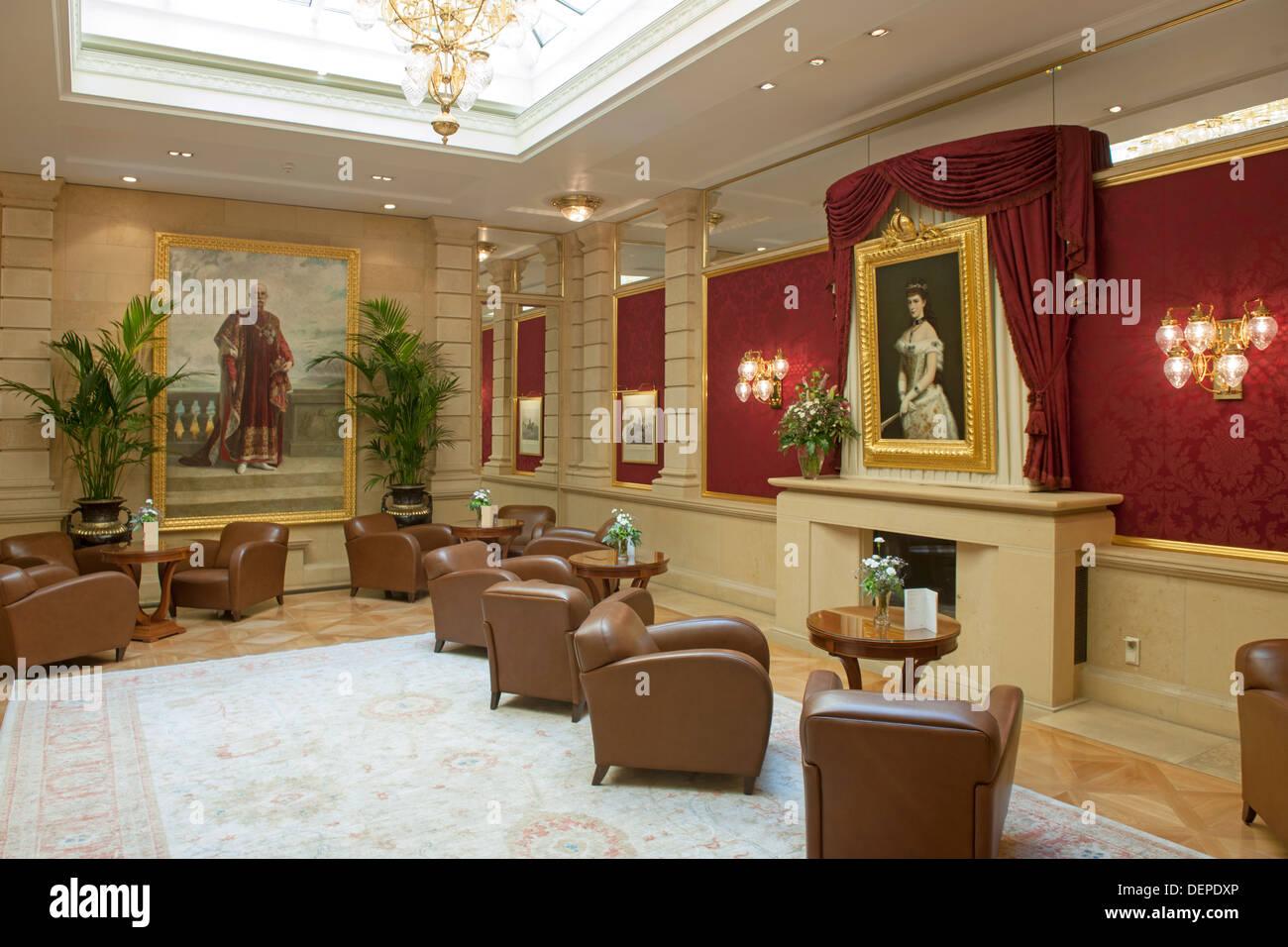 Hotel Kaiserin Elisabeth Weihburggasse Wien Osterreich