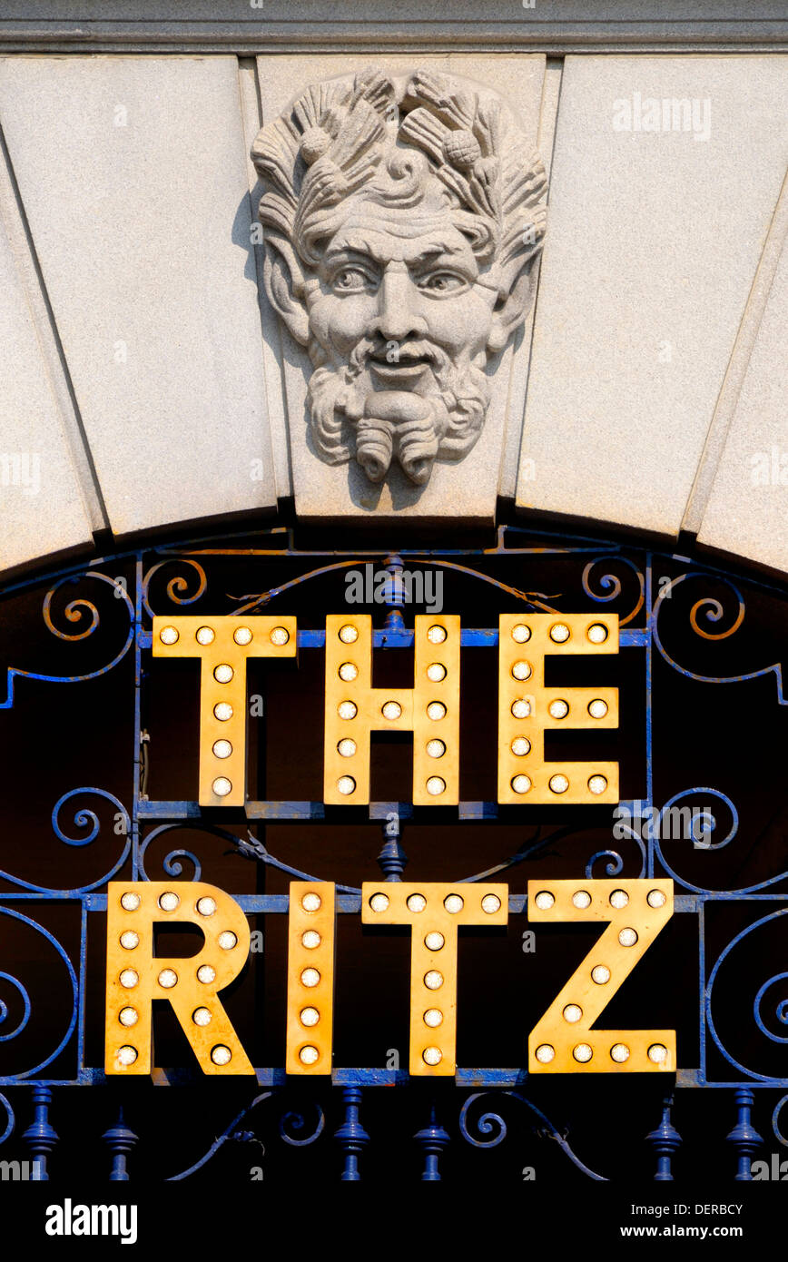 London, England, UK. The Ritz Hotel in Piccadilly - Stock Image