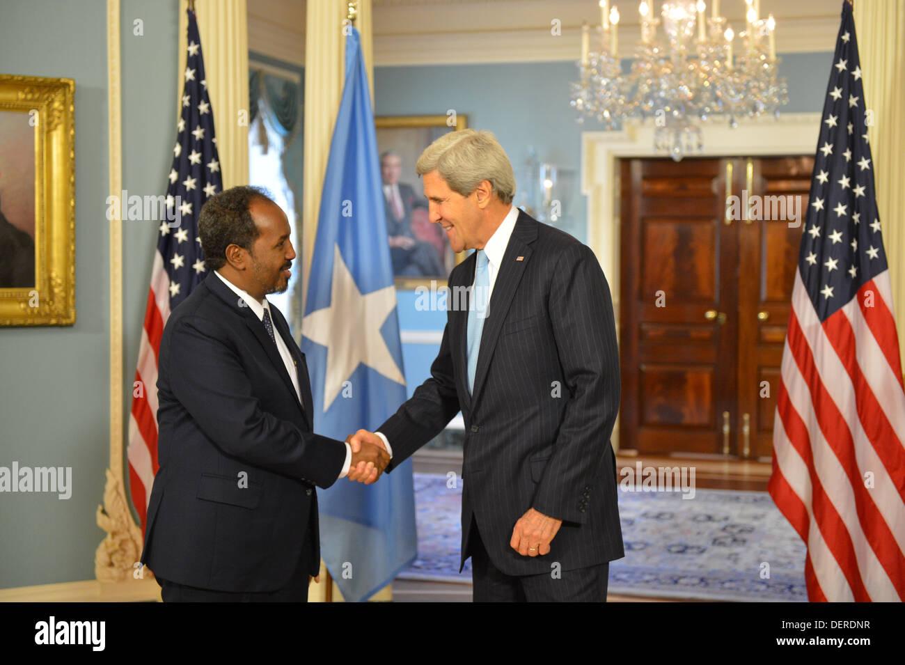 President Somalia Stock Photos & President Somalia Stock Images - Alamy