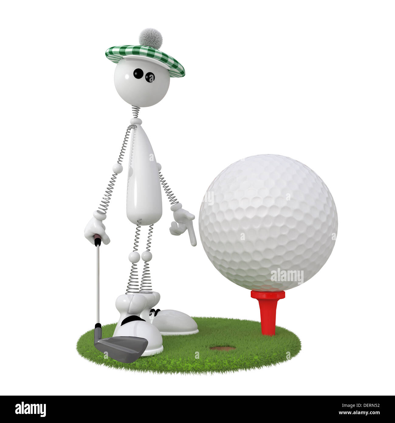 After Work Cut Out Stock Images & Pictures - Alamy on slot machine cartoons, bandit golf balls, bandit golf course,