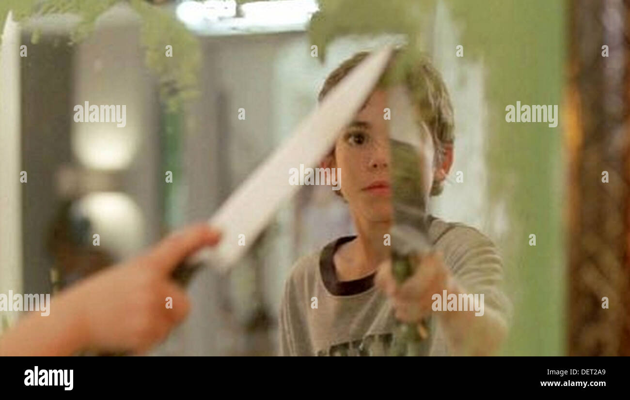 MIRRORS  2008 Regecy Enterprises film with Cameron Boyce - Stock Image