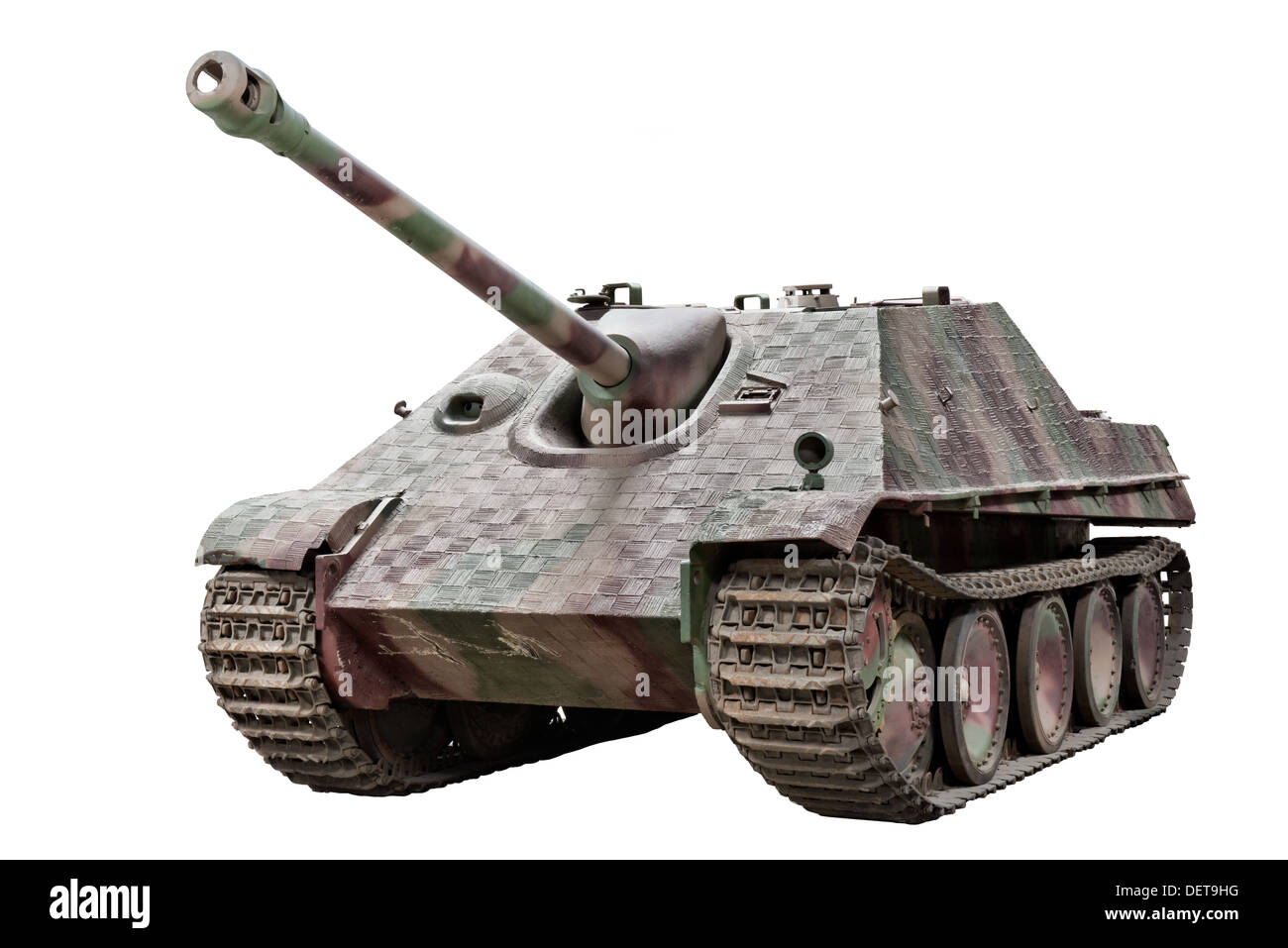Self Propelled Cart >> A cut out of a Jagdpanzer V (5) (Sd.Kfz.173) 88 mm self propelled Stock Photo: 60770684 - Alamy