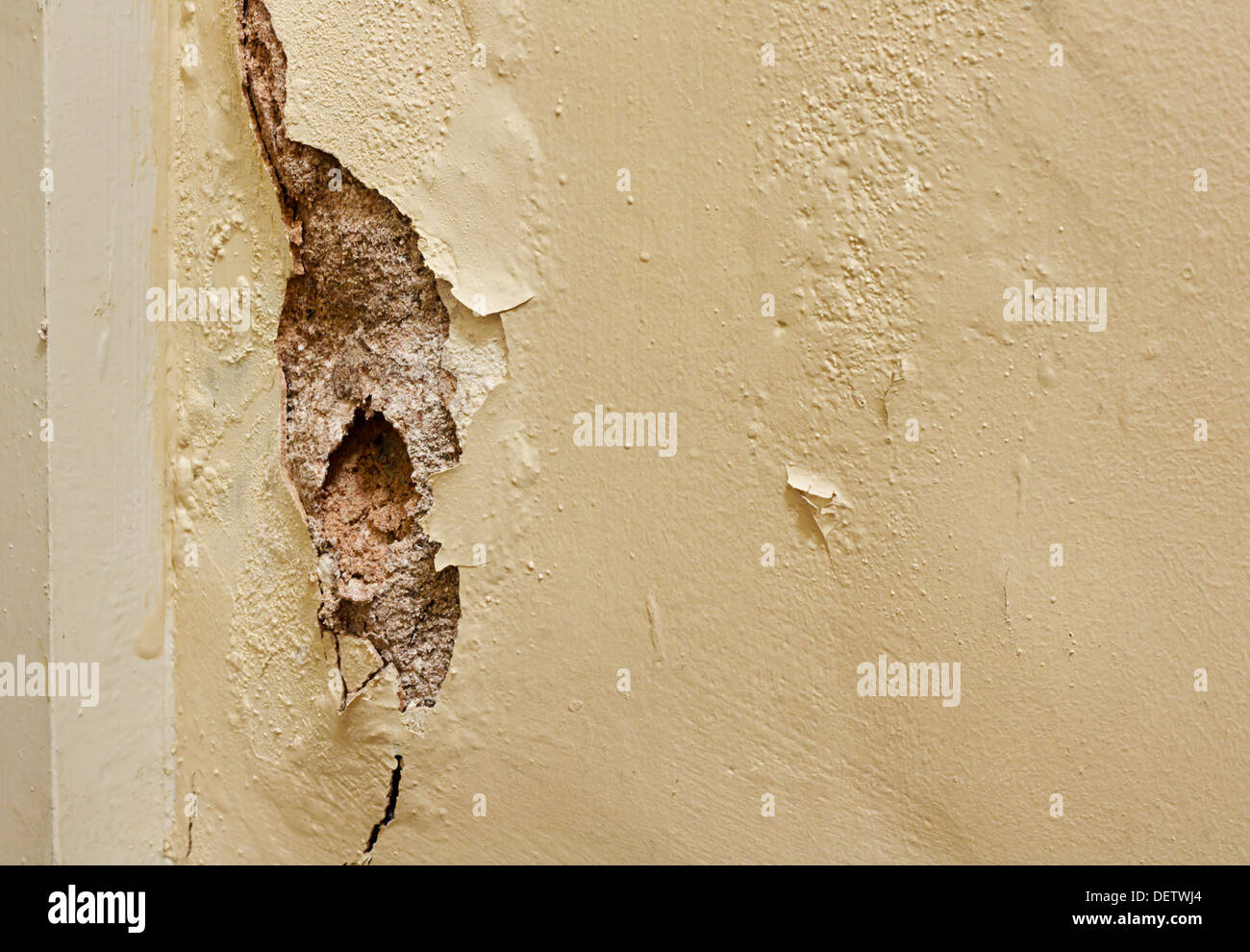 Plaster Wall Stock Photos & Plaster Wall Stock Images - Alamy