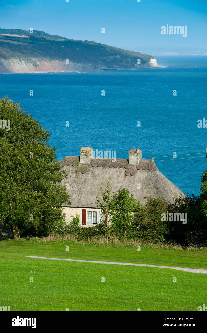 Tremendous A Thatched Cottage Beside The Sea At Beer Devon England Interior Design Ideas Gresisoteloinfo