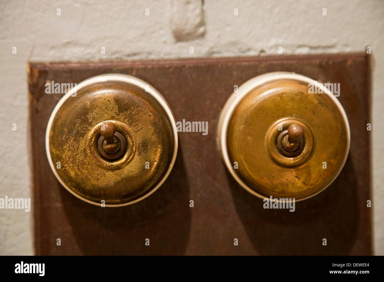 Room detail The Eugenia hotel  Relais and Chateaux  Bangkok Thailand. - Stock Image
