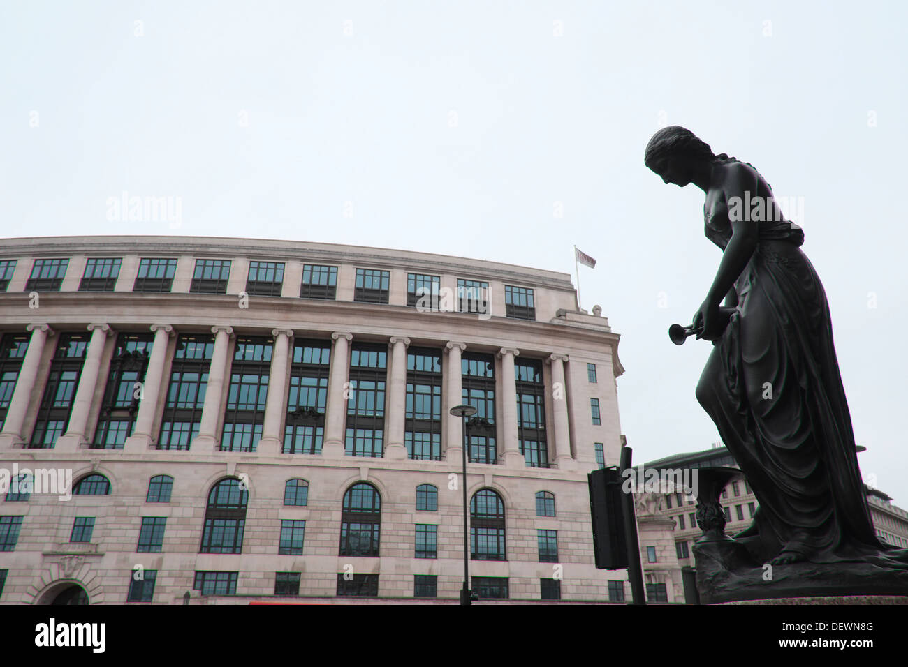 Unilever Building Stock Photo