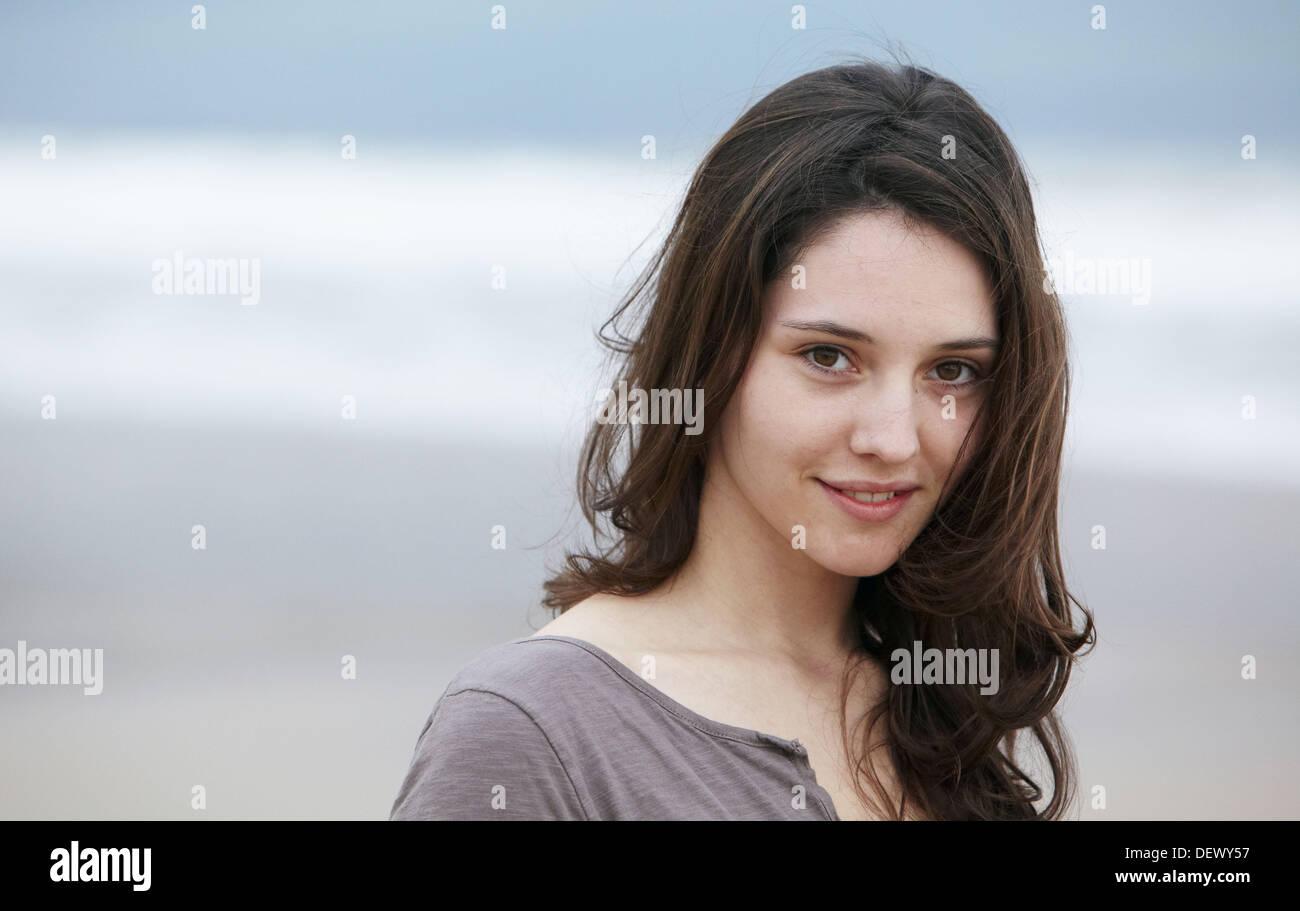 20 Year Old Girl Stock Photo 60806403 - Alamy-3682